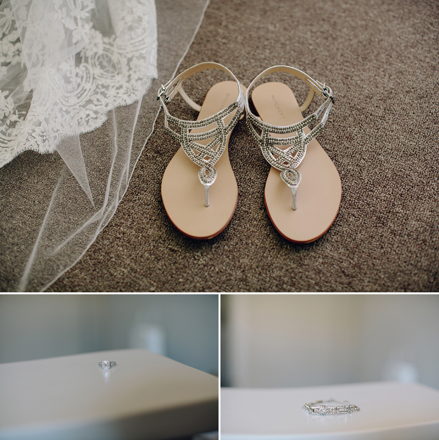 Narellan Wedding Photographers: Bride's shoes