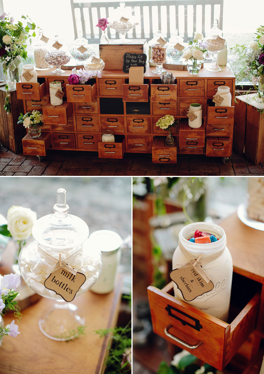 Vintage Wedding Photographer: Reception Details