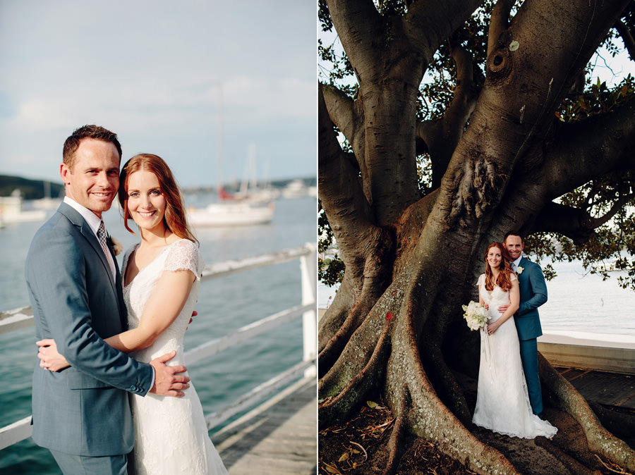 Balmoral Beach Wedding Photographer: Portraits