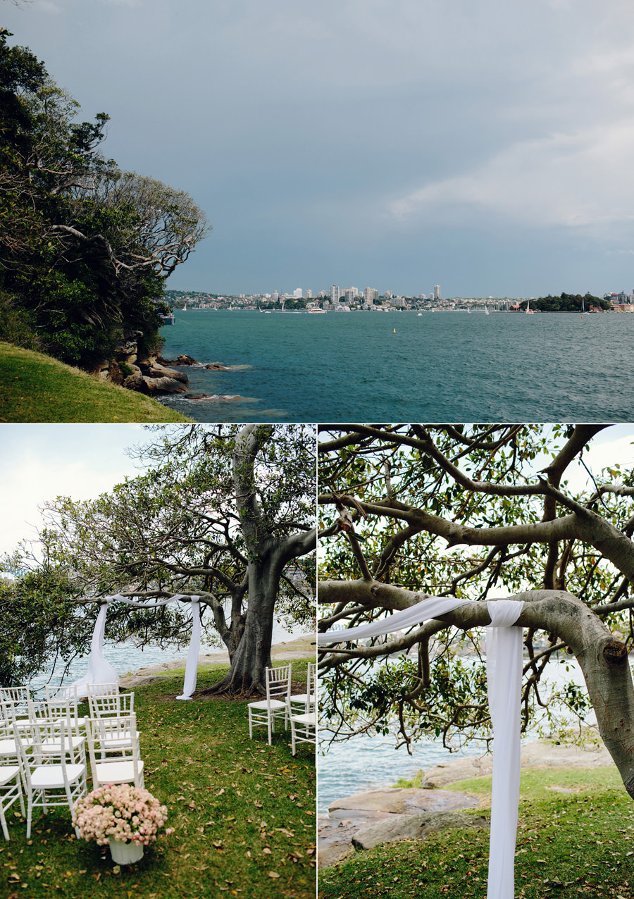 Cremorne Point Wedding Photographer