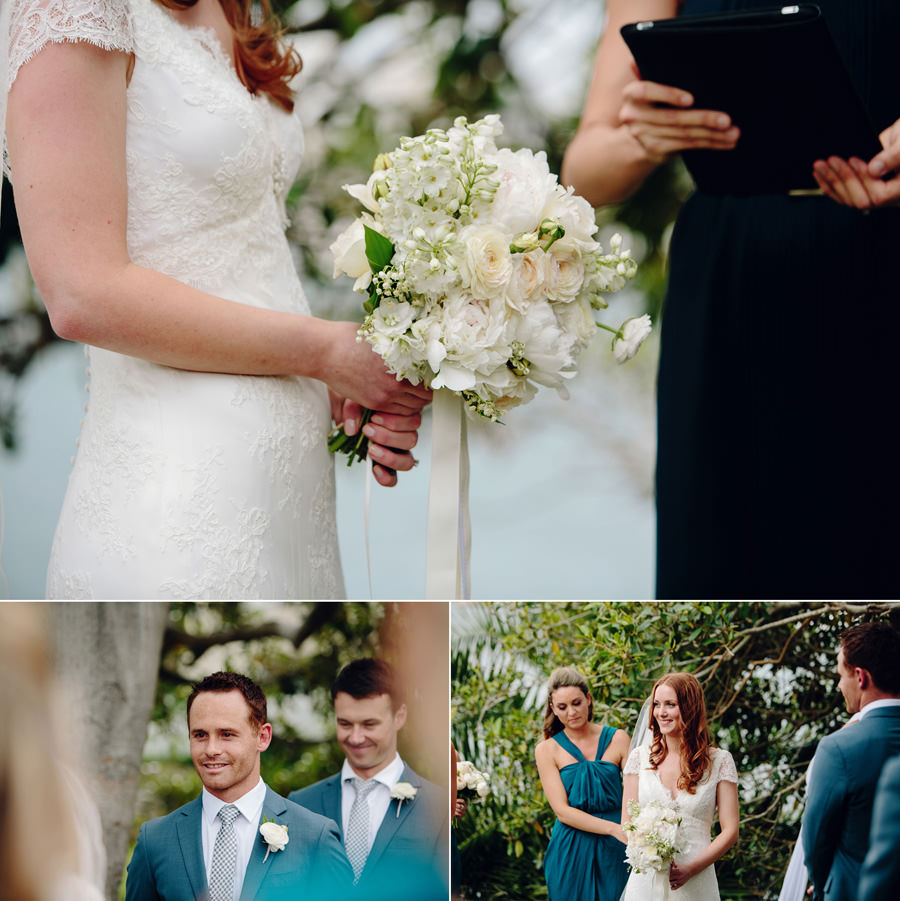 Cremorne Wedding Photographers: Ceremony