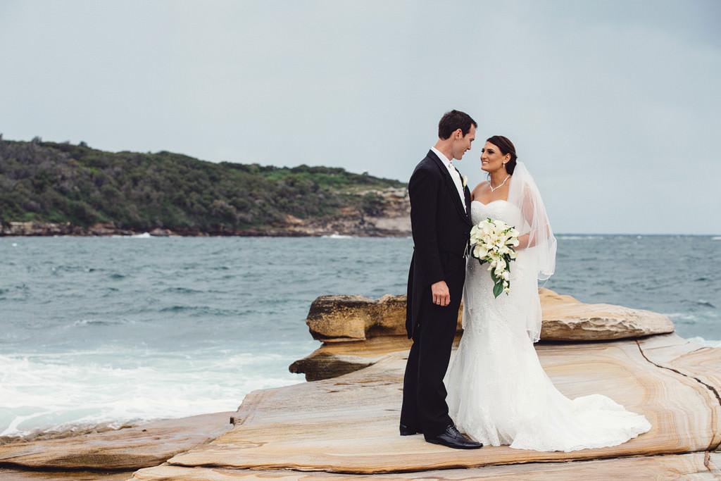 Danielle Graham Wedding