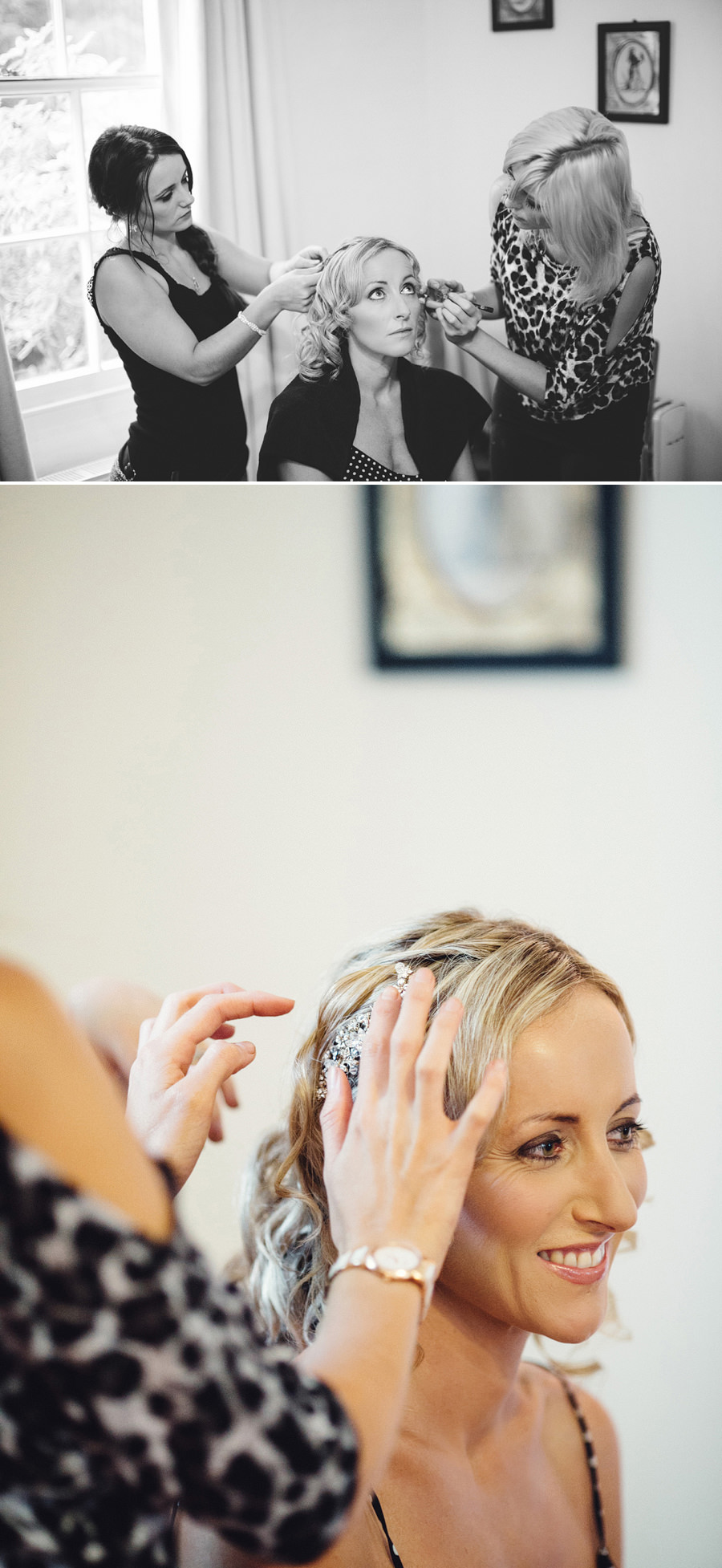 Timeless Wedding Photography: Getting ready
