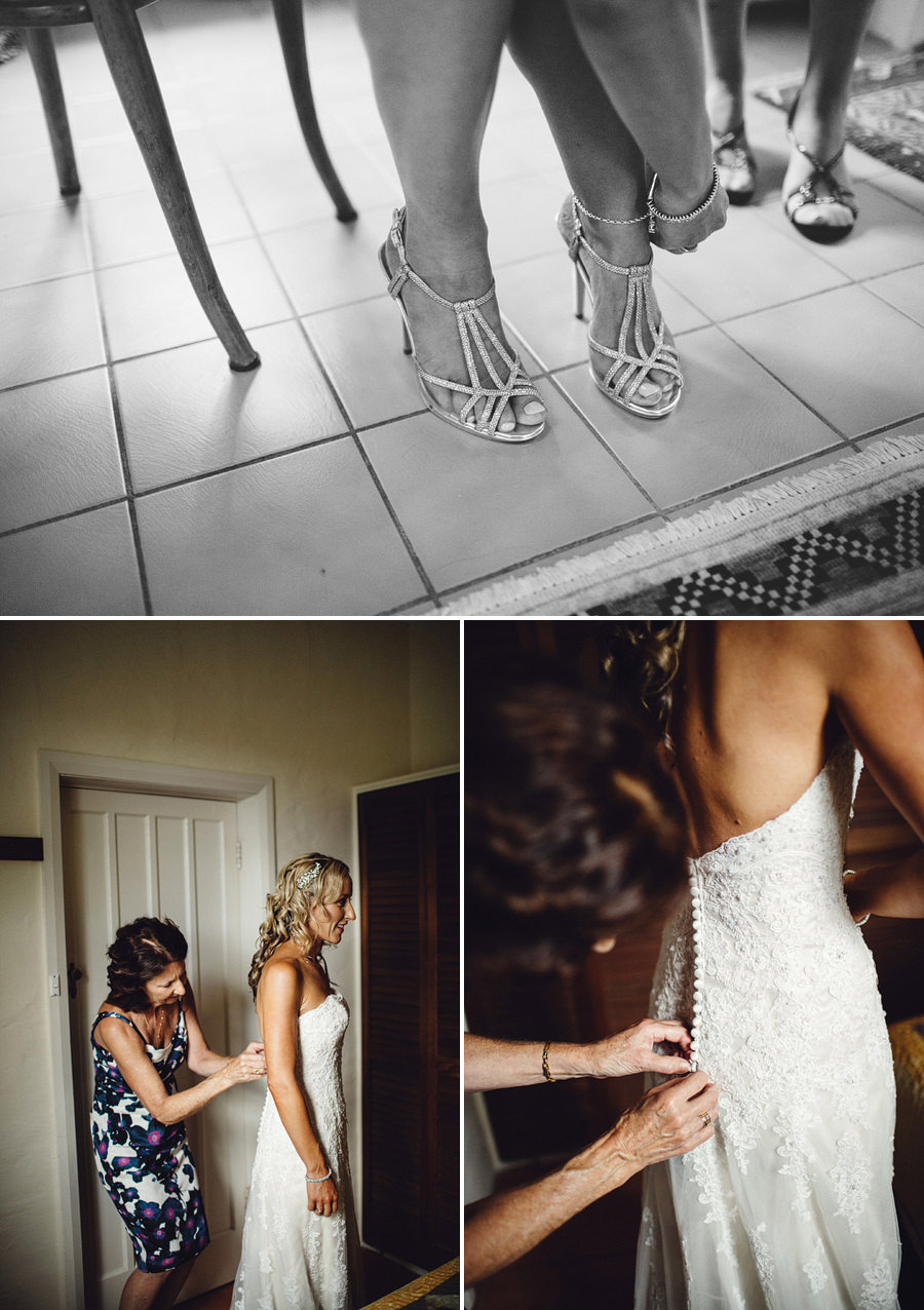 Documentary Wedding Photographers: Getting ready