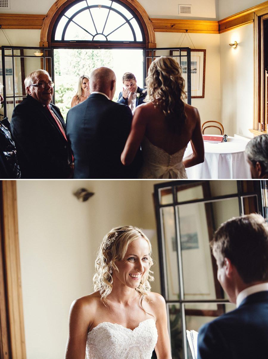 Modern Wedding Photographers: Ceremony