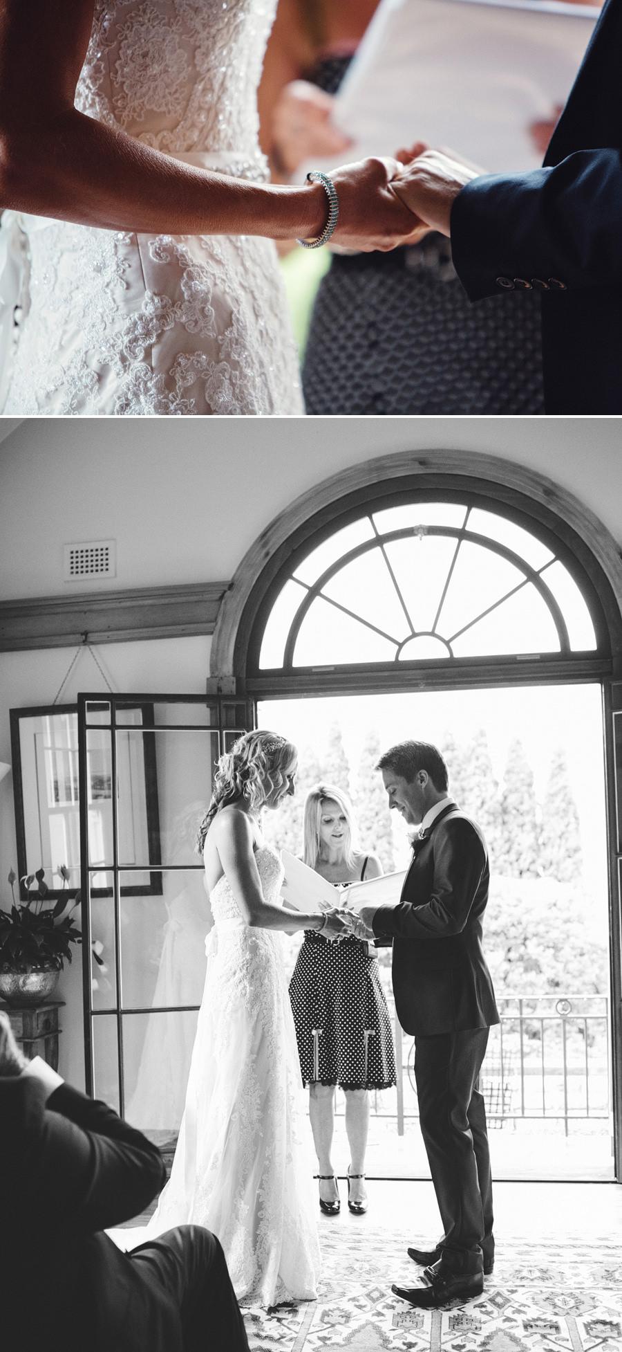 Intimate Wedding Photography: Ceremony