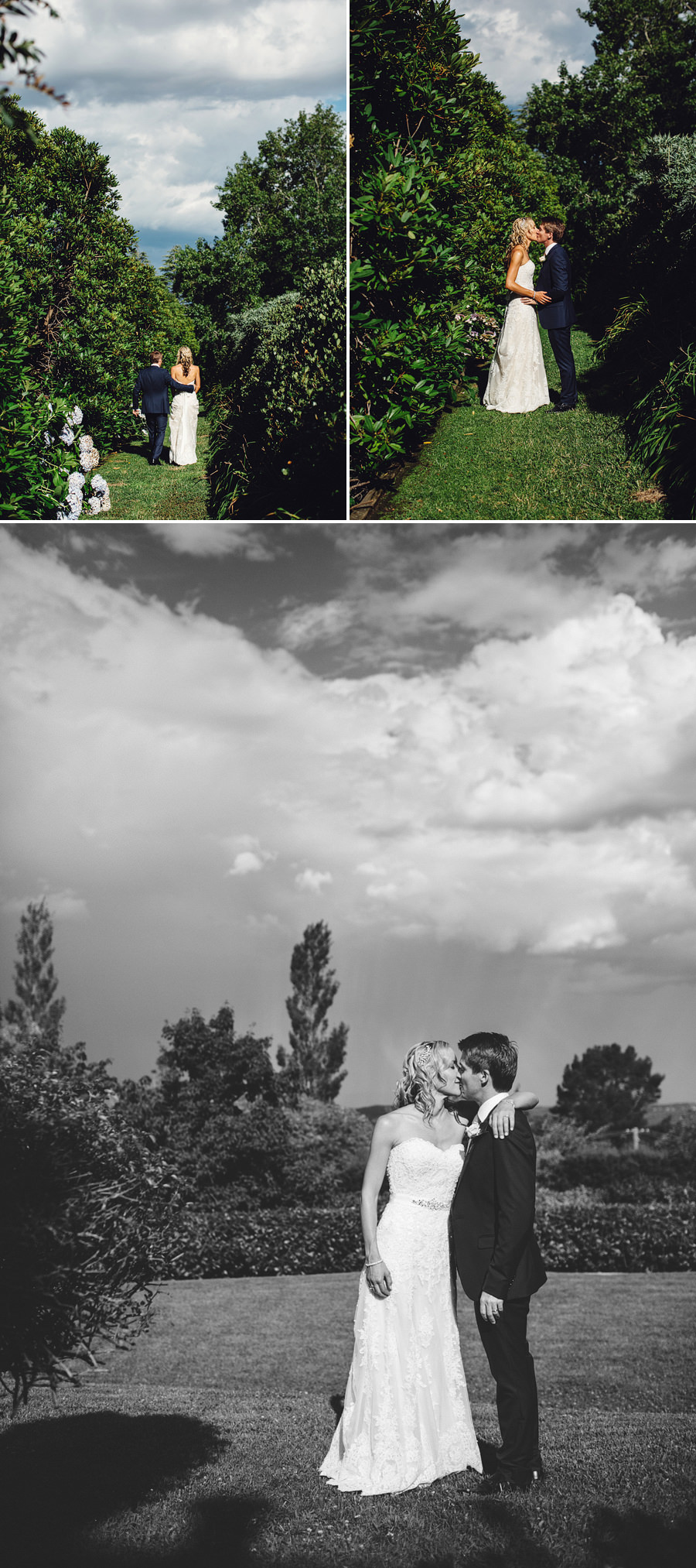 Blue Mountains Wedding Photographers: Bride & Groom Portraits