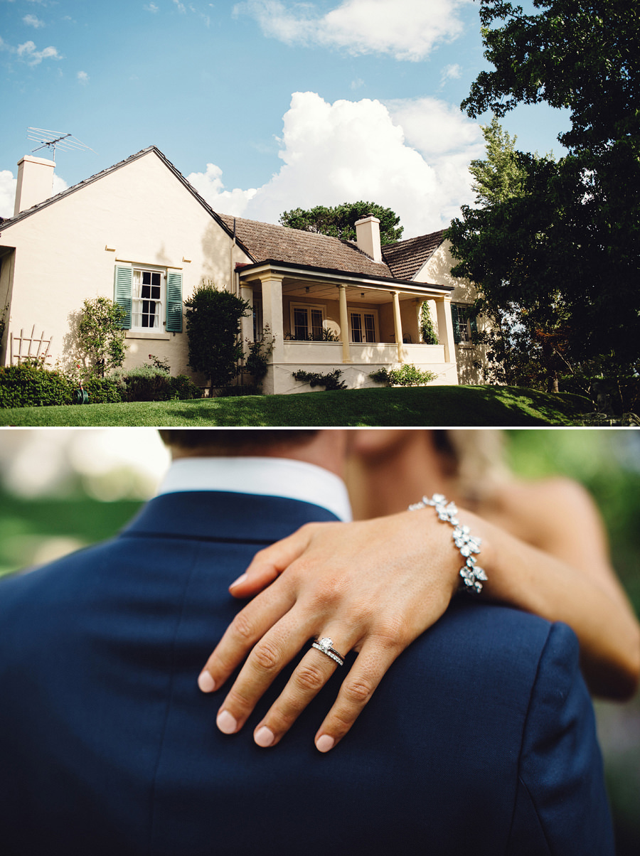 Silvermere Guesthouse Wedding Photographer: Bride & Groom Portraits
