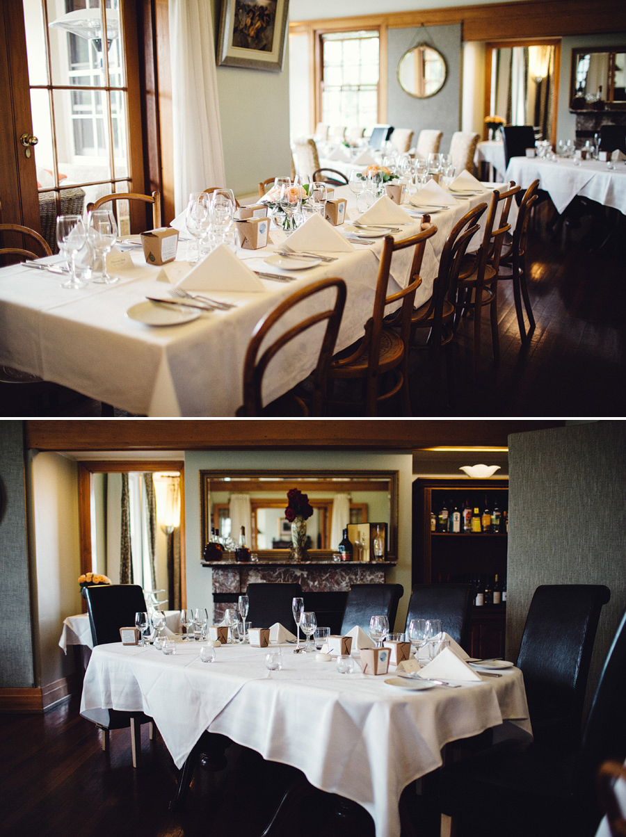 Silvermere Guesthouse Wedding Photographers: Reception Details