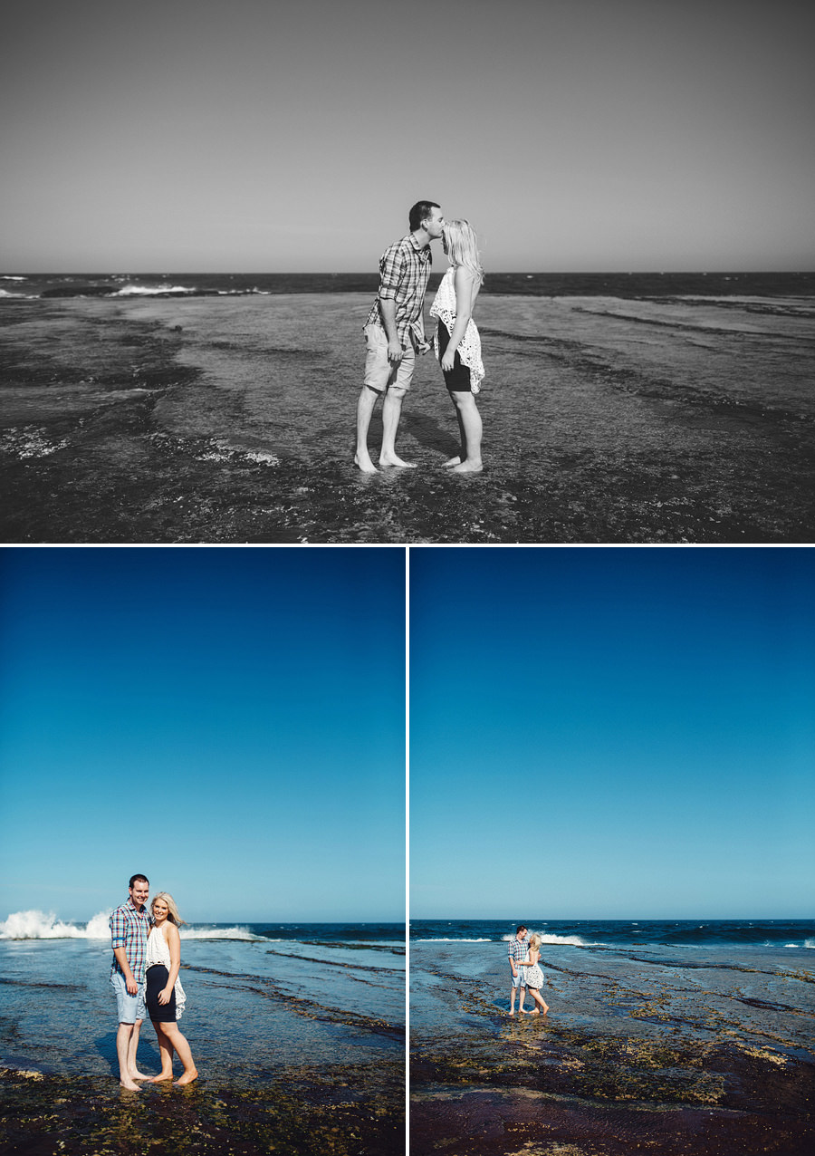 Mona Vale Engagement Photography: Sara & Sam