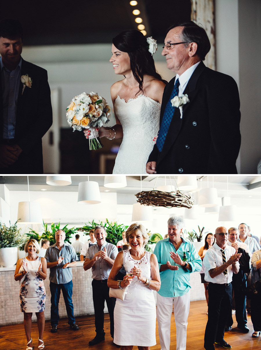 Secret Wedding Photography: Ceremony