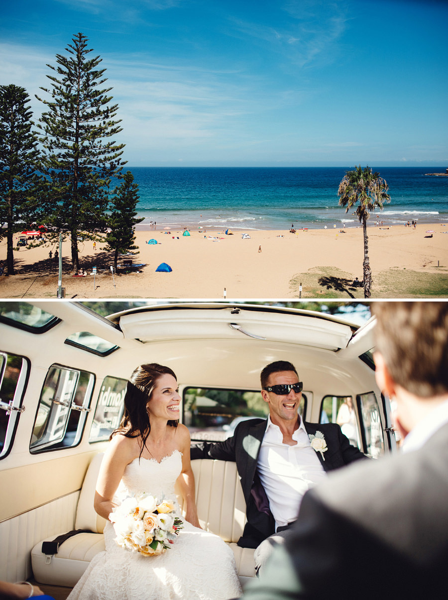 Whale Beach Wedding Photographer: Portraits