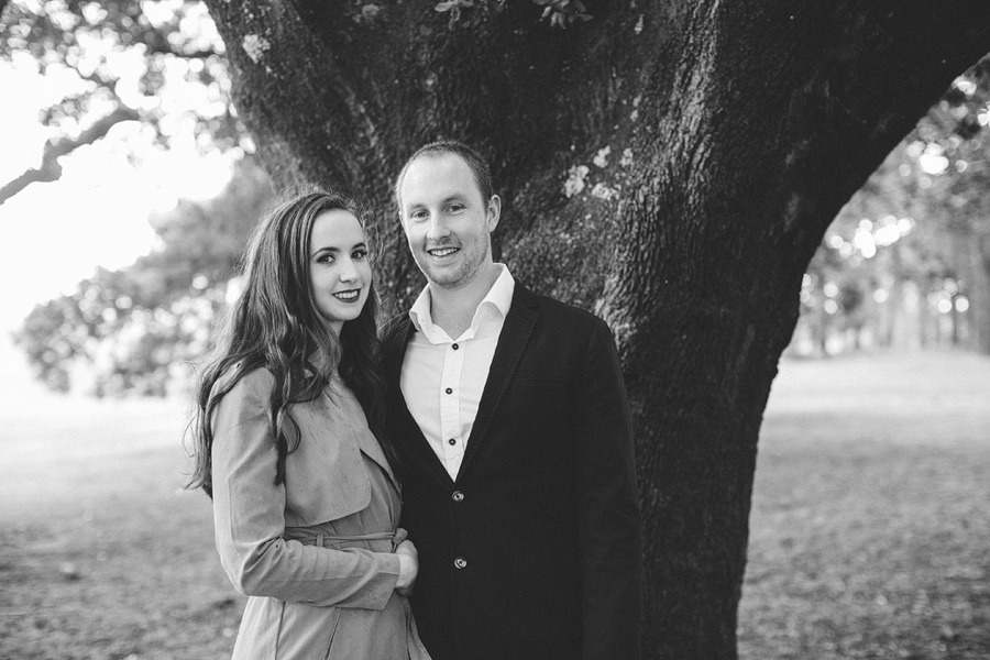 Centennial Park Engagement Photographer: Natalie & Luke
