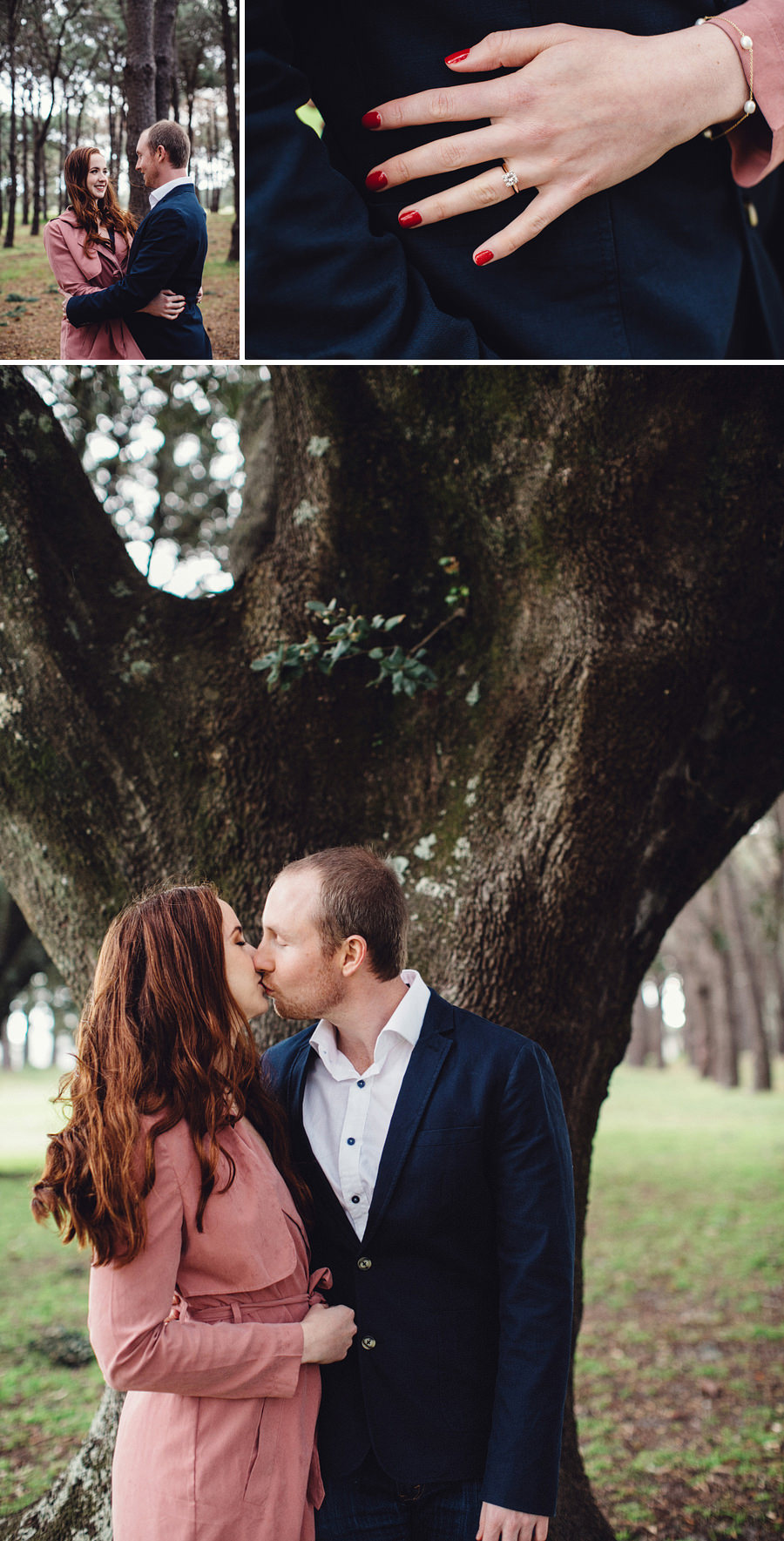 Centennial Park Engagement Photographers: Natalie & Luke
