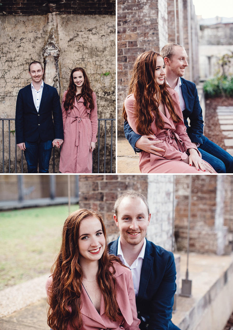 Paddington Reservoir Engagement Photographer: Natalie & Luke