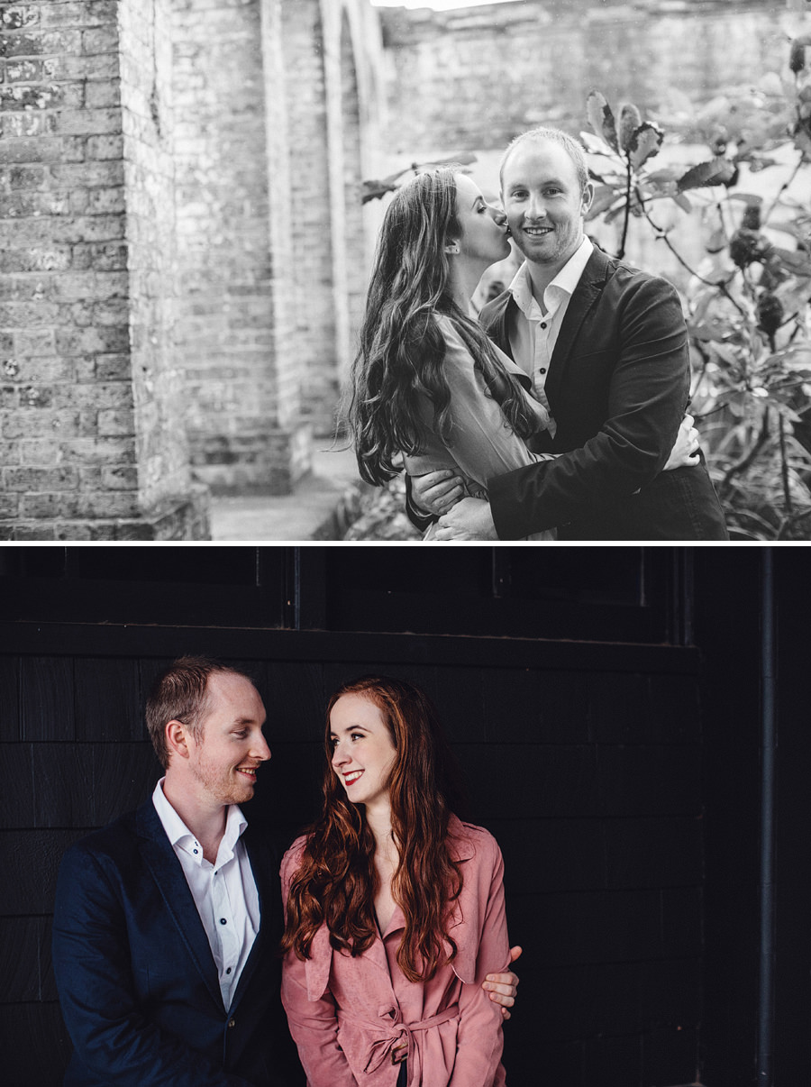 Paddington Reservoir Engagement Photography: Natalie & Luke