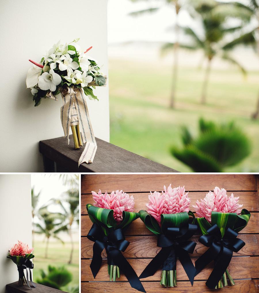 Fiji Wedding Photographers: Bouquets