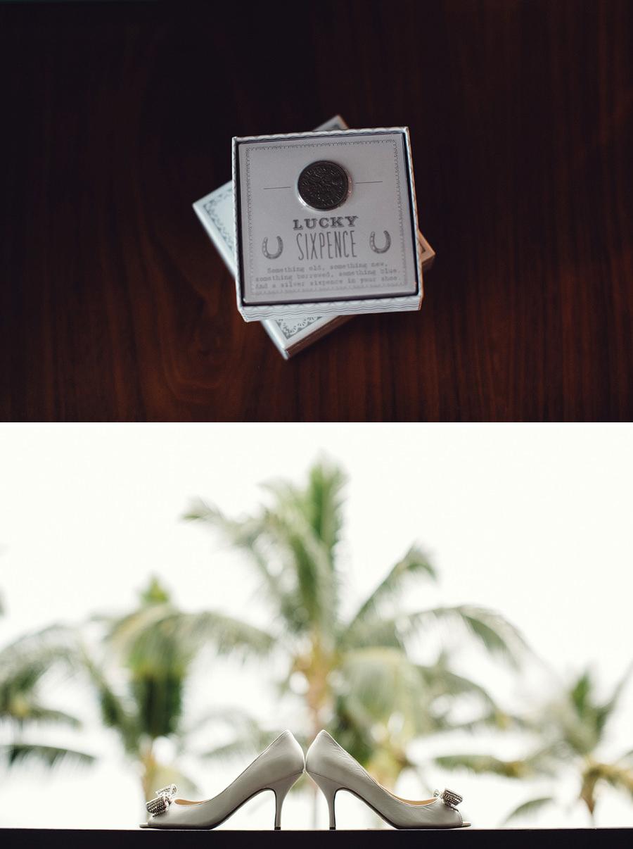 Denarau Island Wedding Photographer: Sixpence