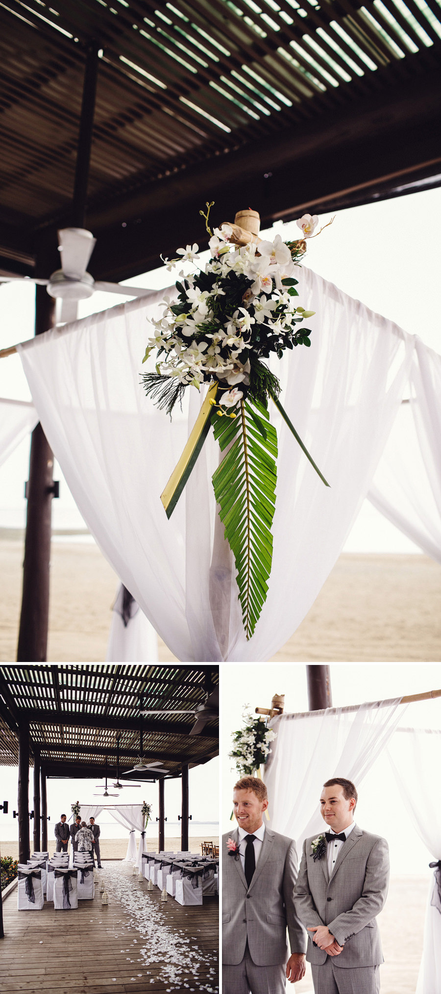 Hilton Fiji Beach Resort and Spa Wedding Photographers: Ceremony details