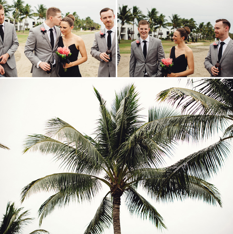 Destination Wedding Photographers: Bridal party portraits