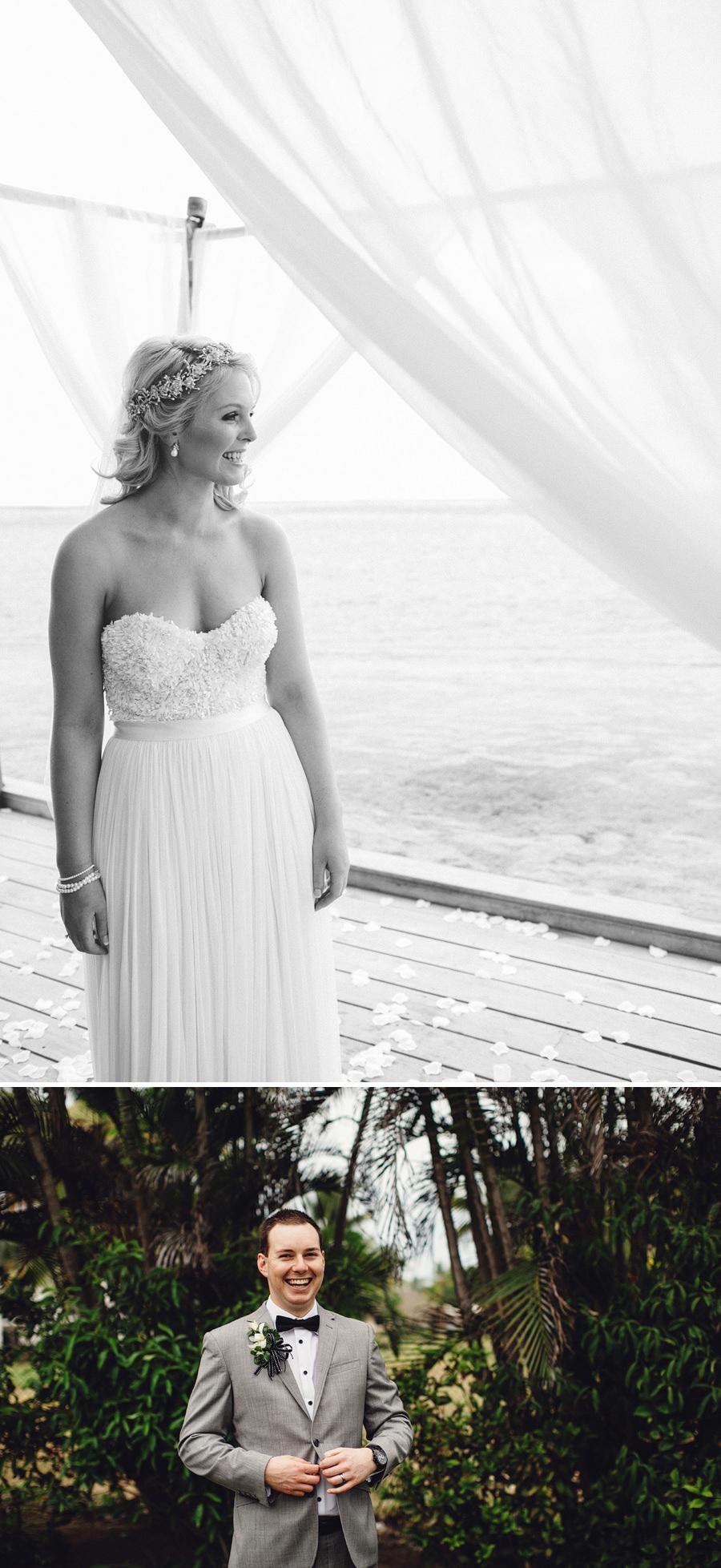 Destination Wedding Photographer: Bride & Groom portraits