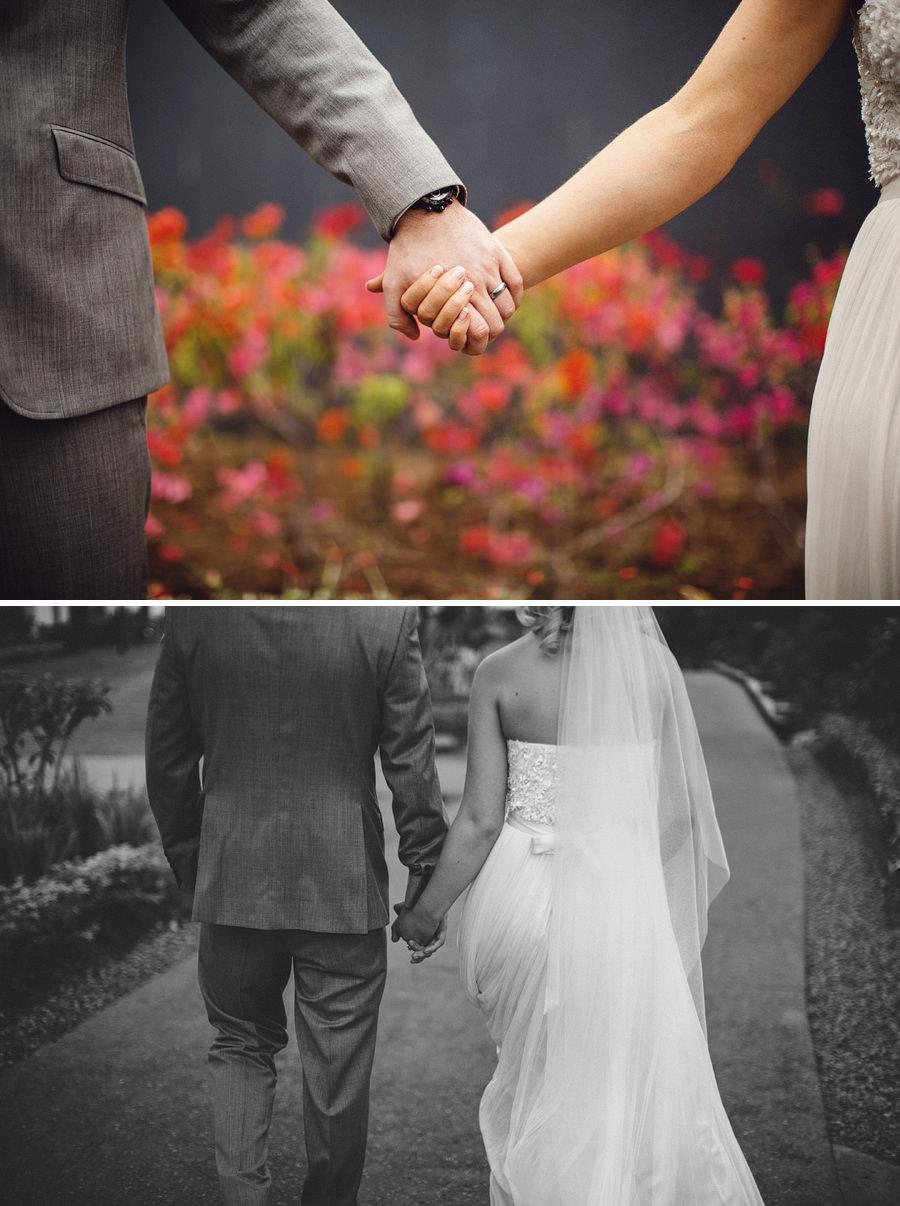Candid Wedding Photographers: Bride & Groom portraits