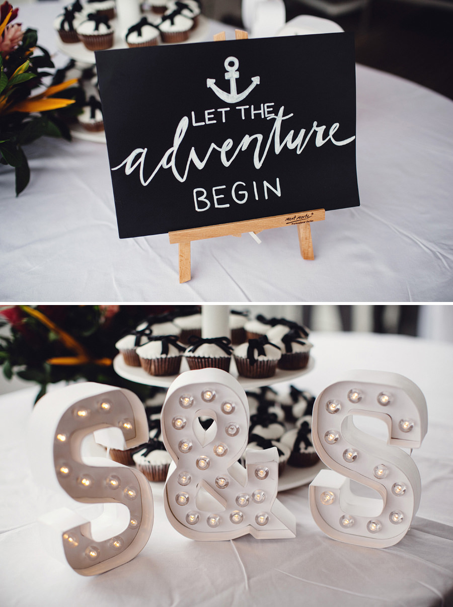 Modern Wedding Photographers: Reception details
