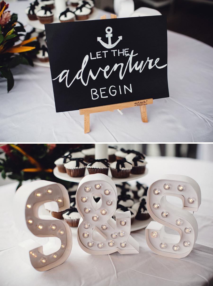 Modern Wedding Photographers: Reception details