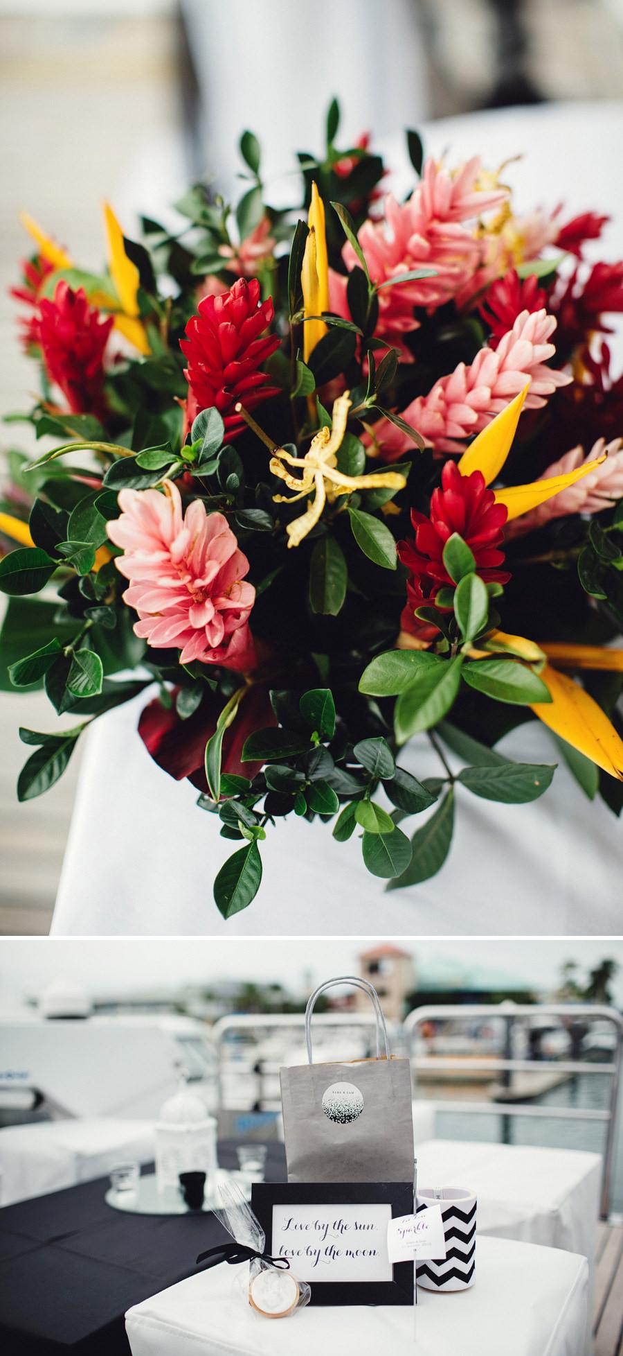 BelMare Fiji Wedding Photographers: Reception Details