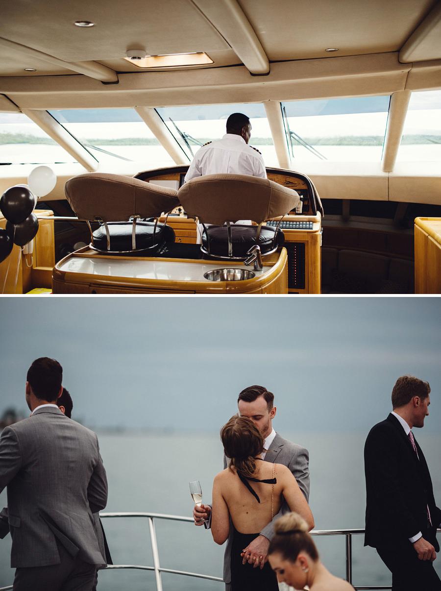 Adrenalin Fiji Wedding Photography: Reception