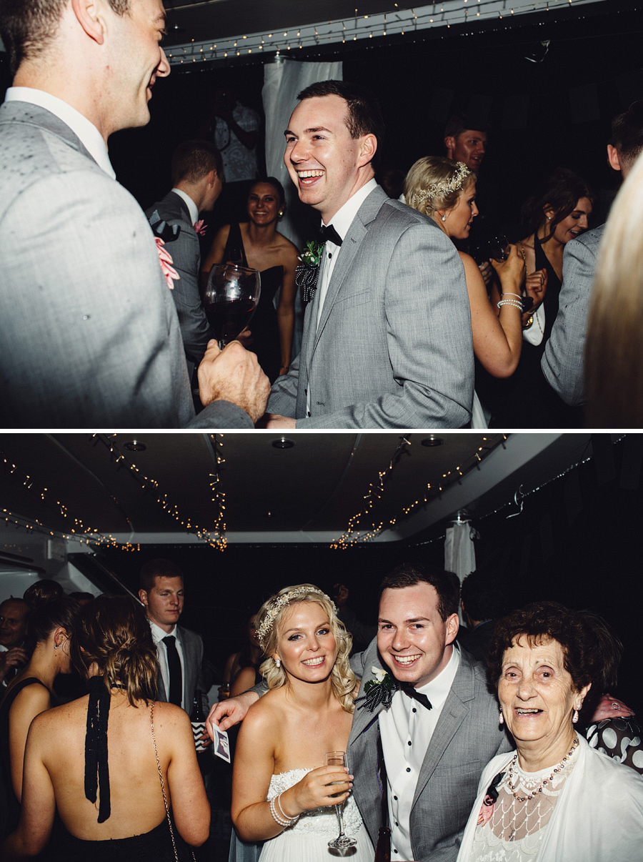 Relaxed Wedding Photography: Reception