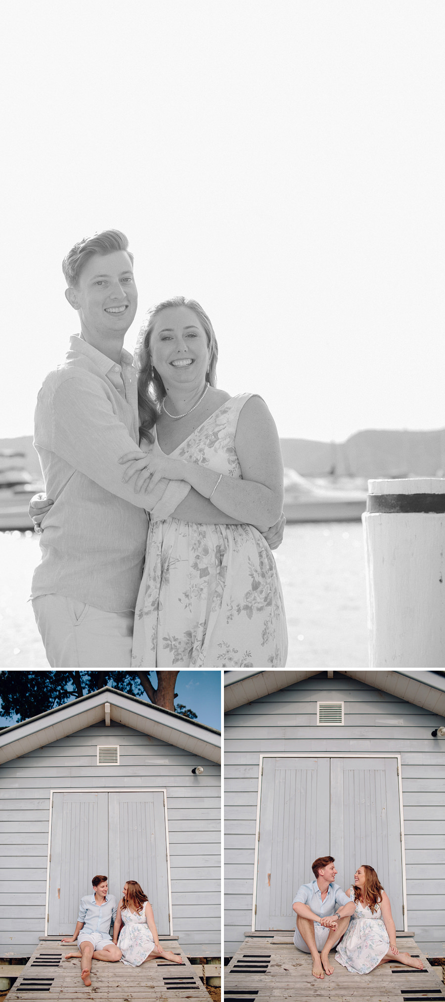 Clareville Engagement Photography: Alice & James