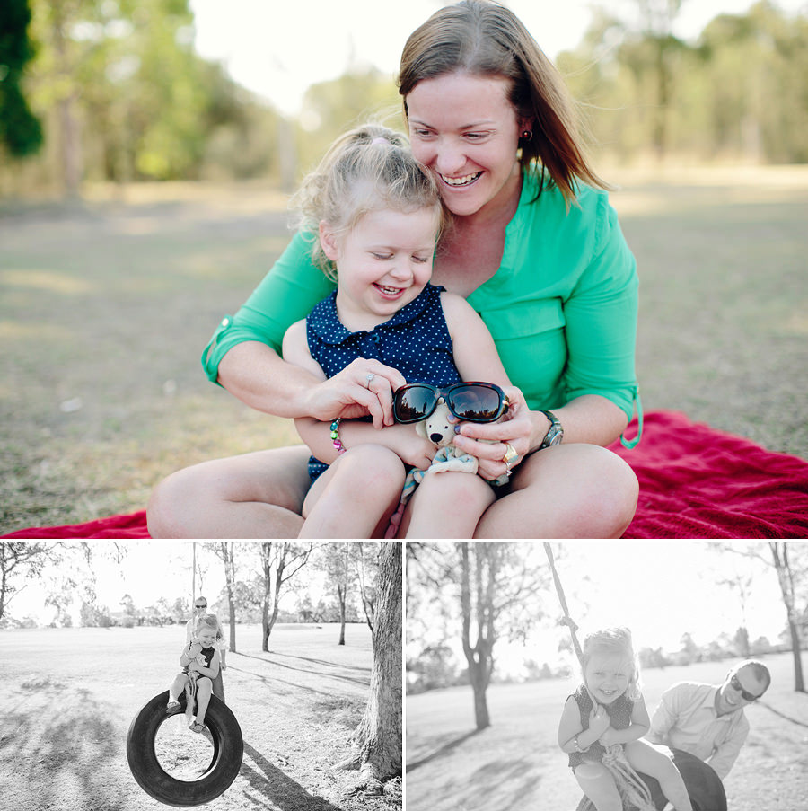 Hunter Valley Family Photographers: The Coady's