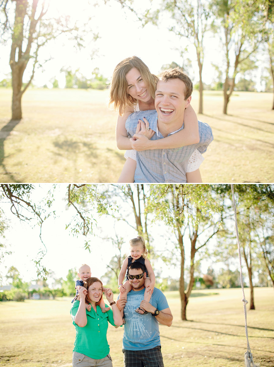 Hunter Valley Family Photography: The Coady's