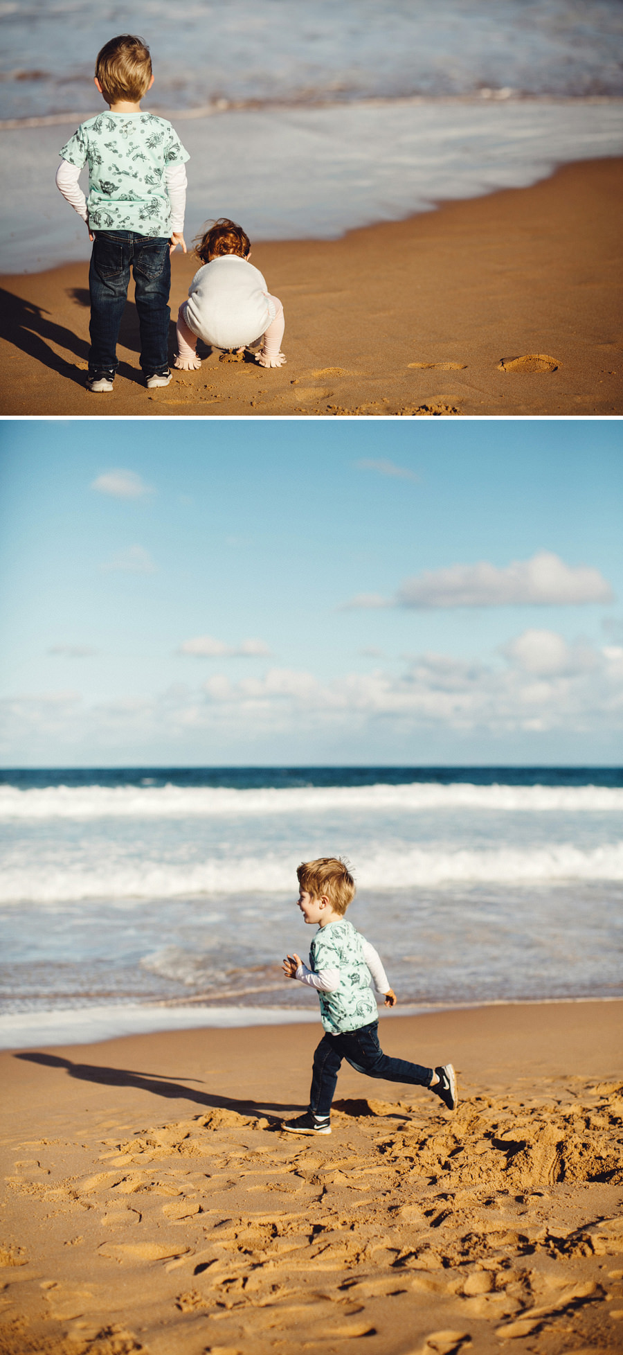 Palm Beach Family Photographers: Levi & Zoe