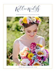 Kellee Walsh Wedding Photography 2017 Pricelist
