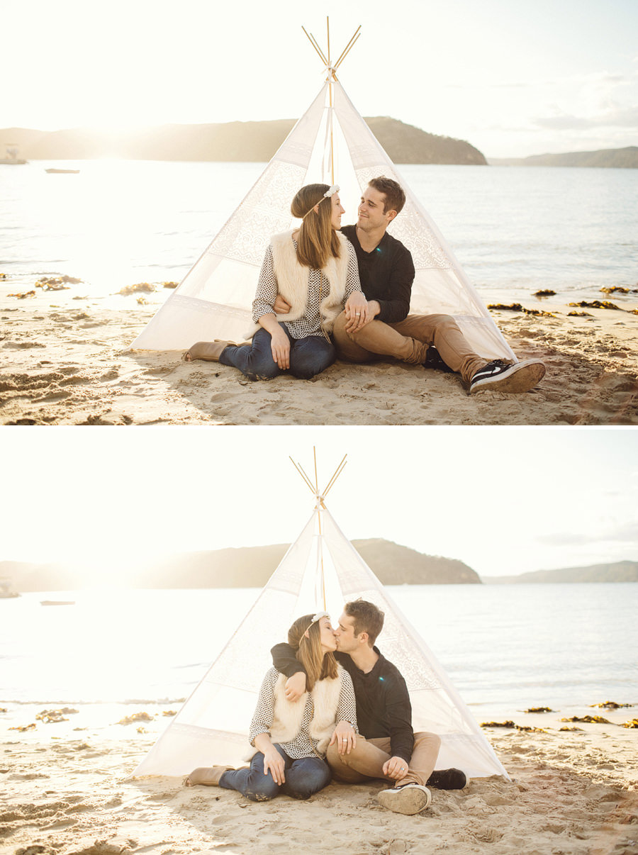 Sydney Couple Photographer: Levi & Zoe