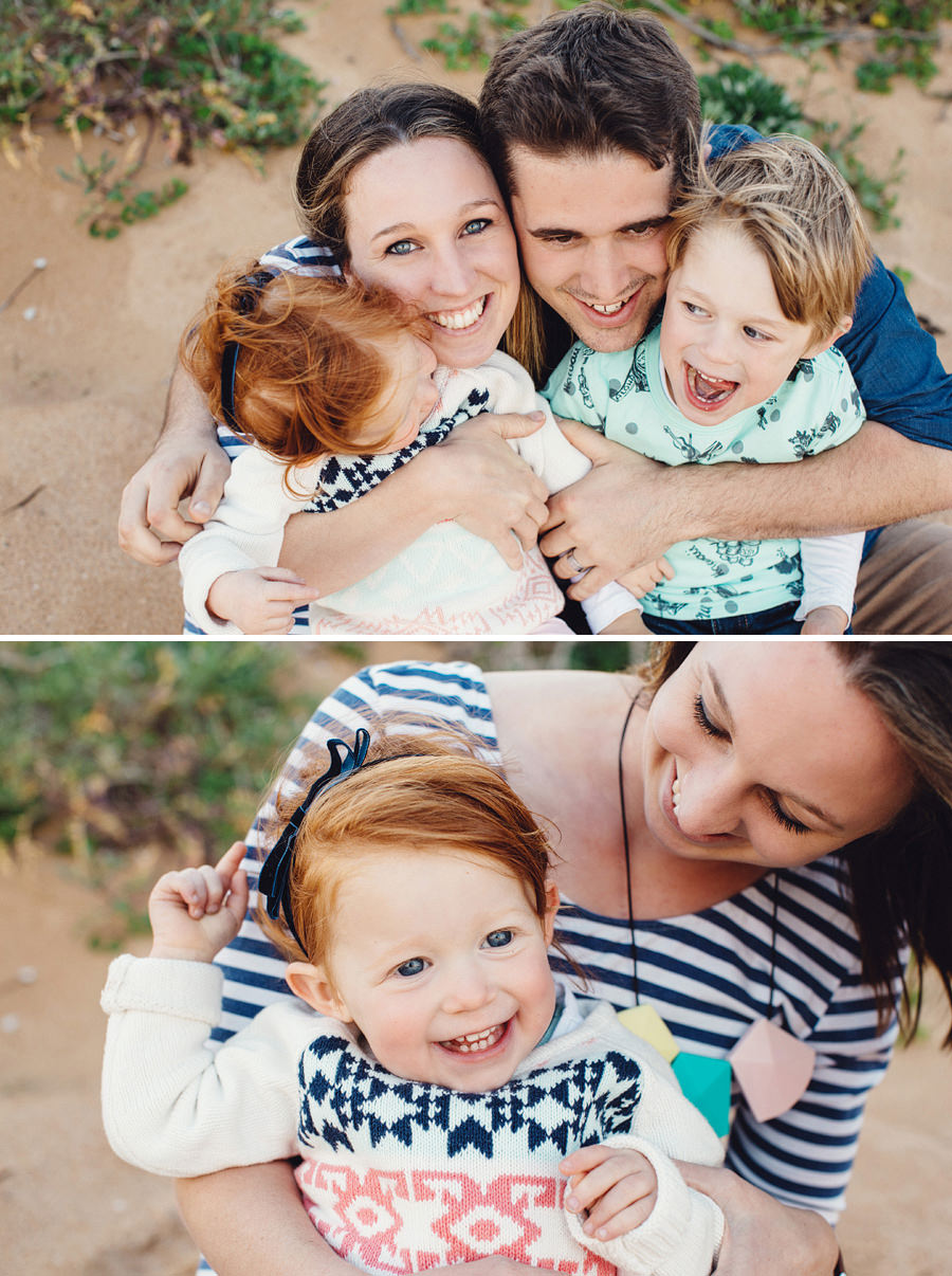 Sydney Family Photographers: Levi & Zoe