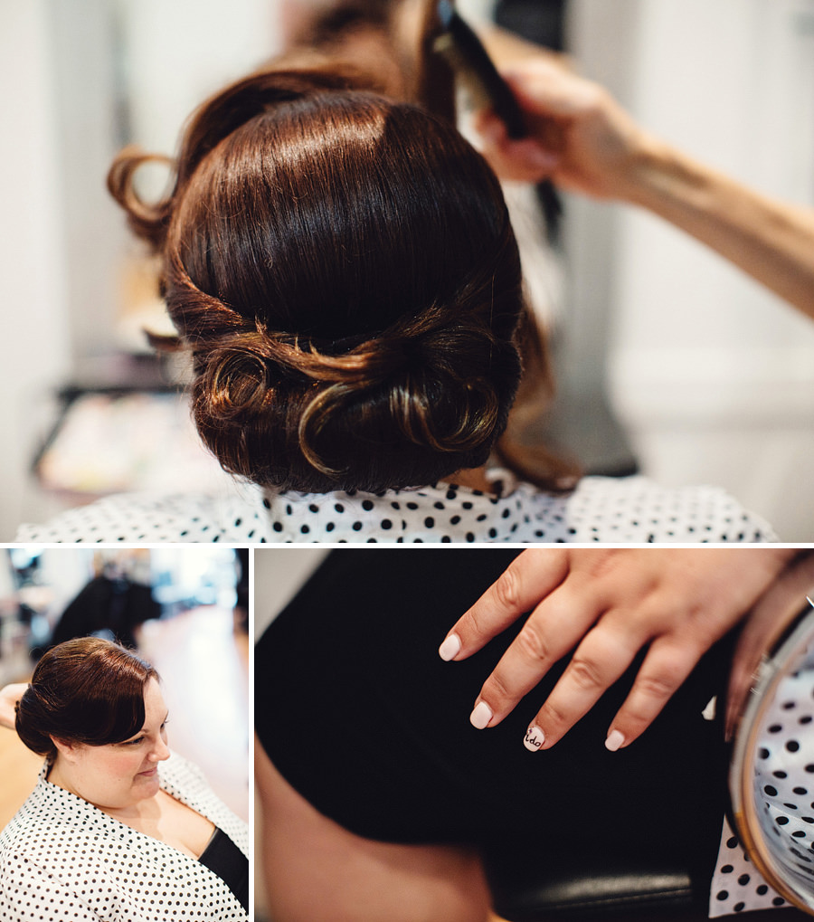 Mona Vale Wedding Photographer: Girls getting ready