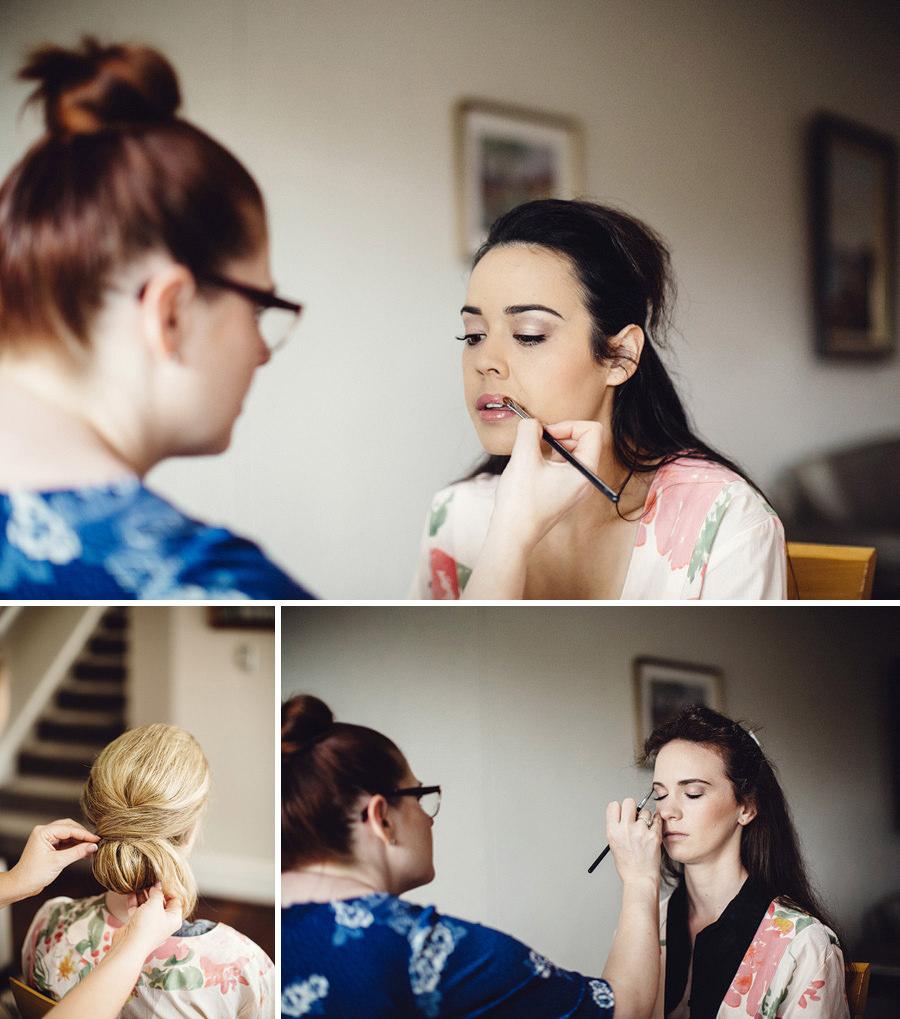 Bondi Wedding Photographer: Girls getting ready