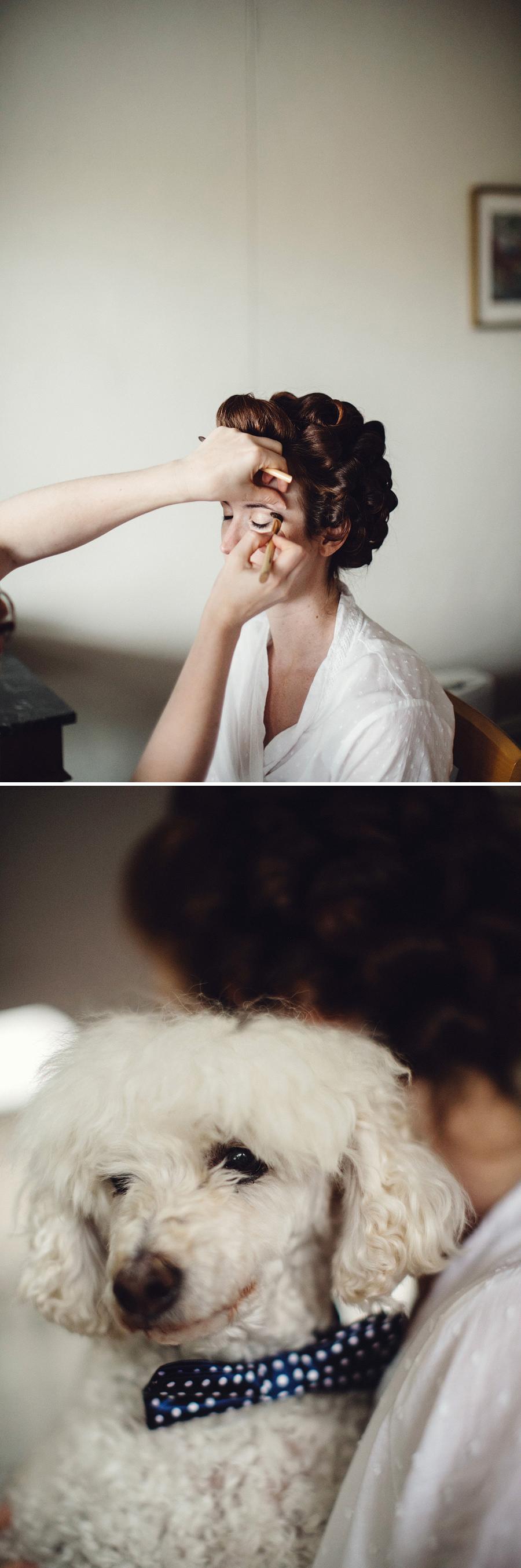 Bondi Wedding Photographers: Girls getting ready