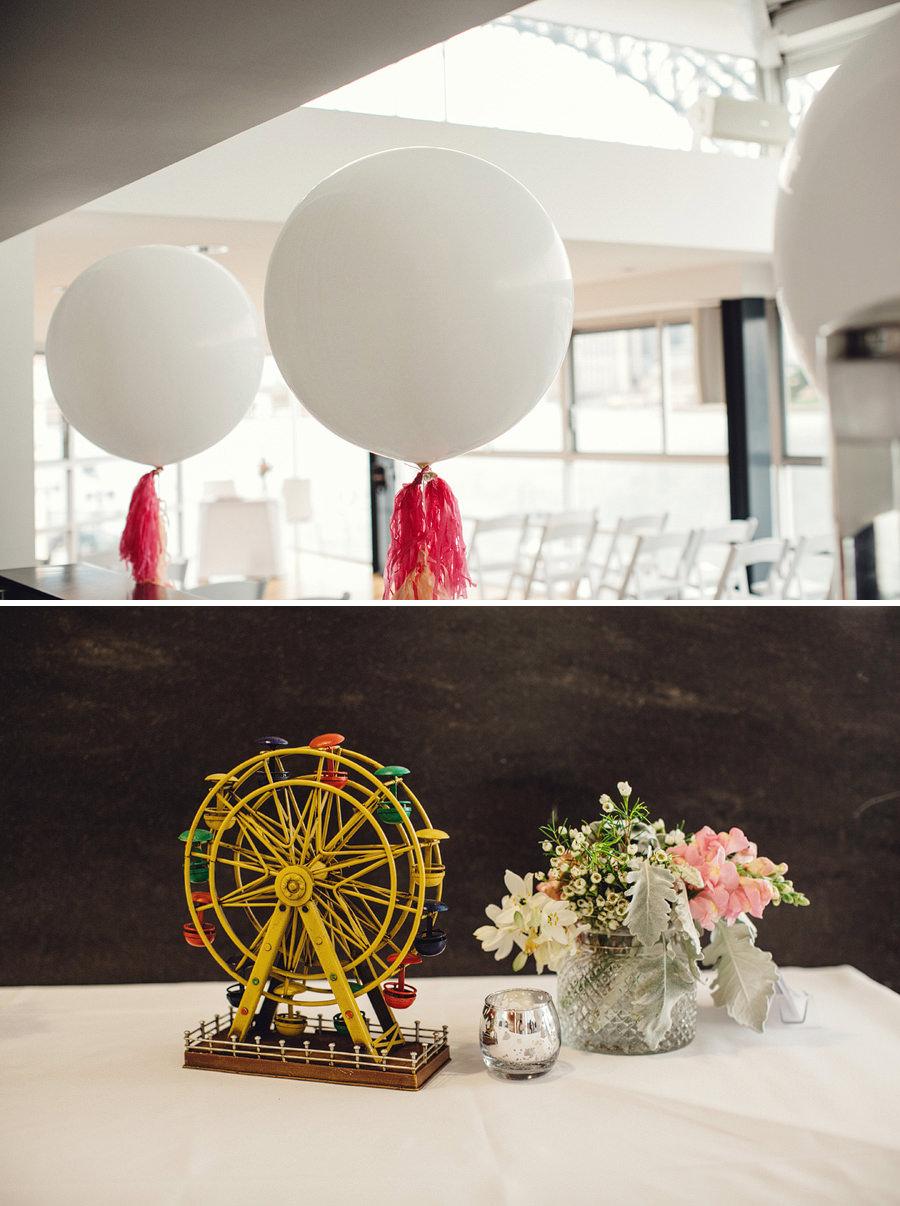 Luna Park Sydney Wedding Photographer: Ceremony details