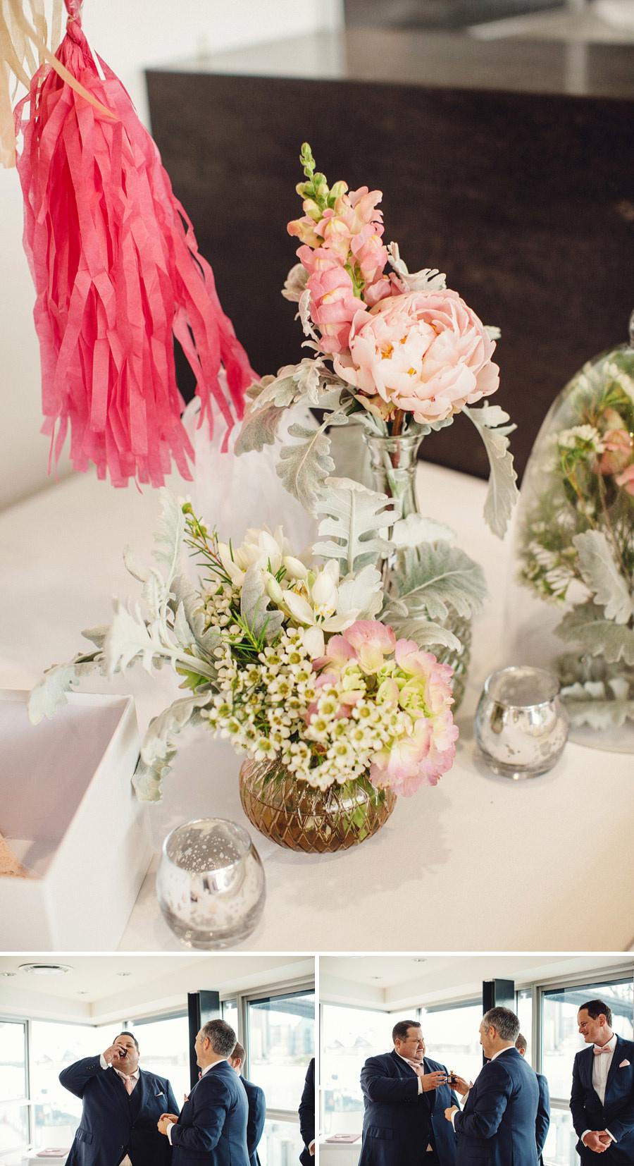 Luna Park Sydney Wedding Photographers: Ceremony details