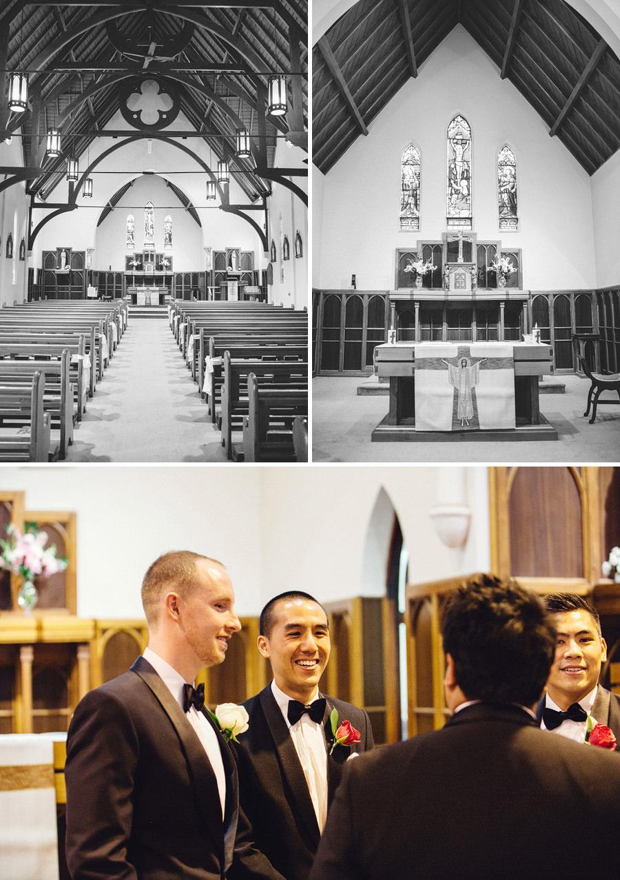 Edgecliff Wedding Photographer: Ceremony