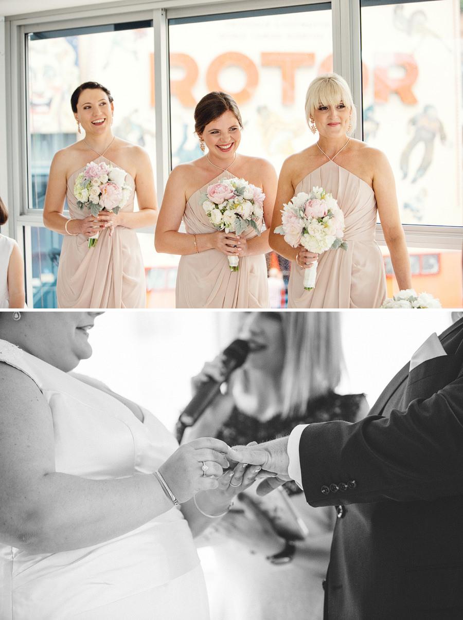 Modern Wedding Photographer: Ceremony