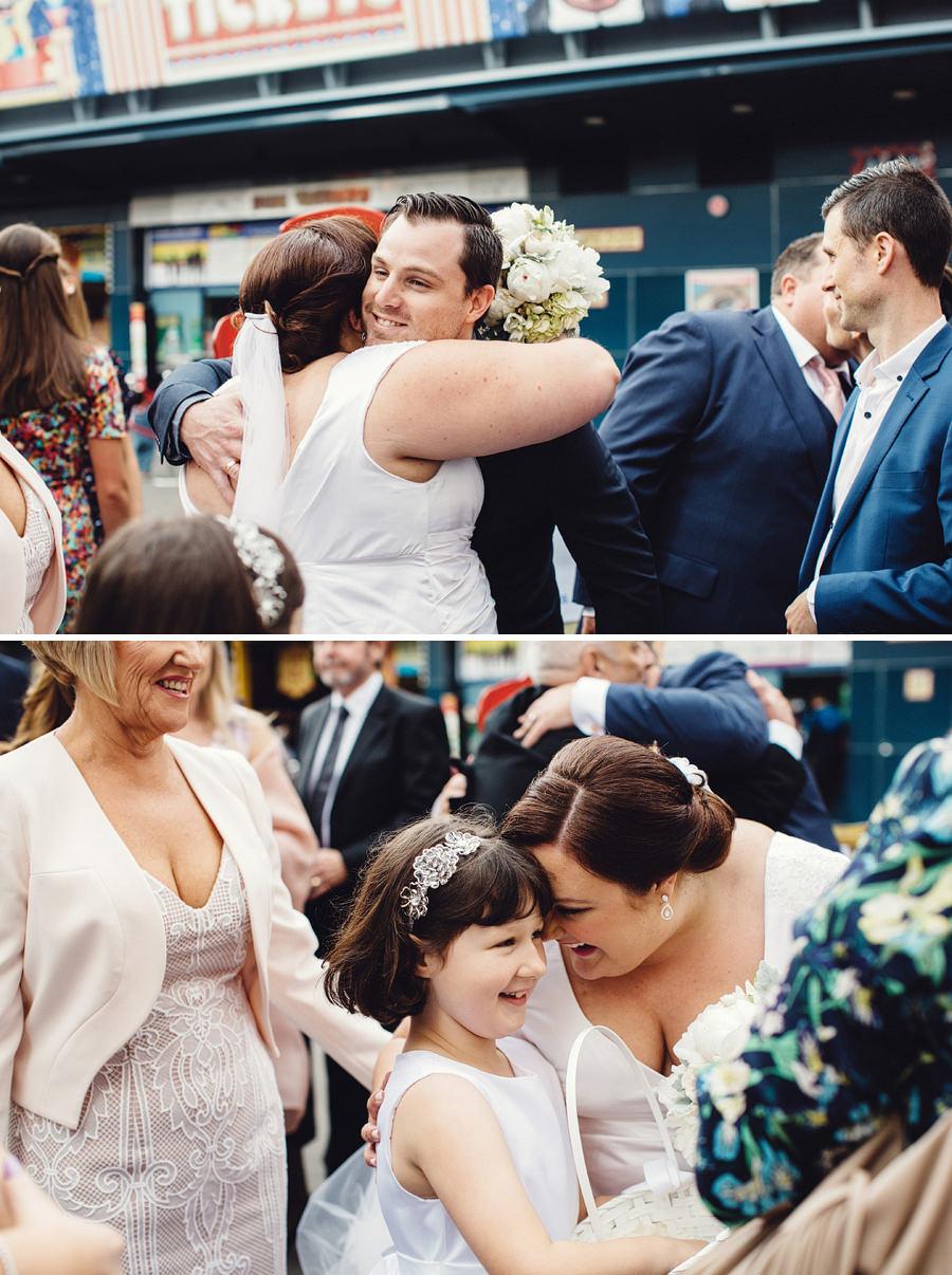 Candid Wedding Photographer: Congratulations