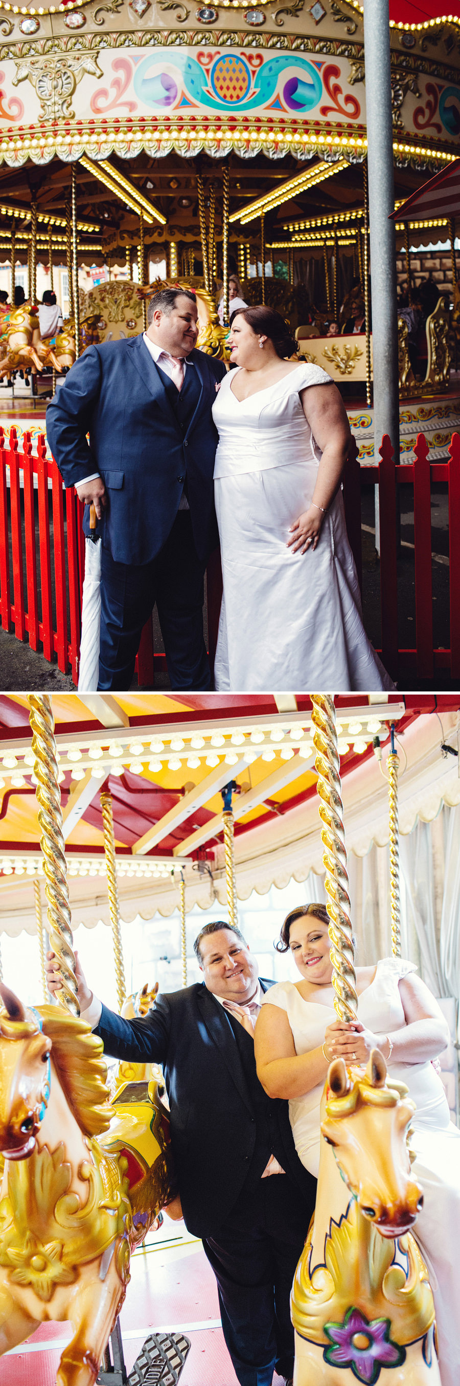 Luna Park Wedding Photographers: Portraits