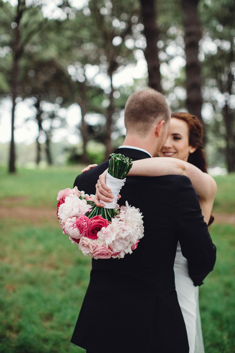 Centennial Park Sydney Wedding Photographers: Bridal Party Portraits