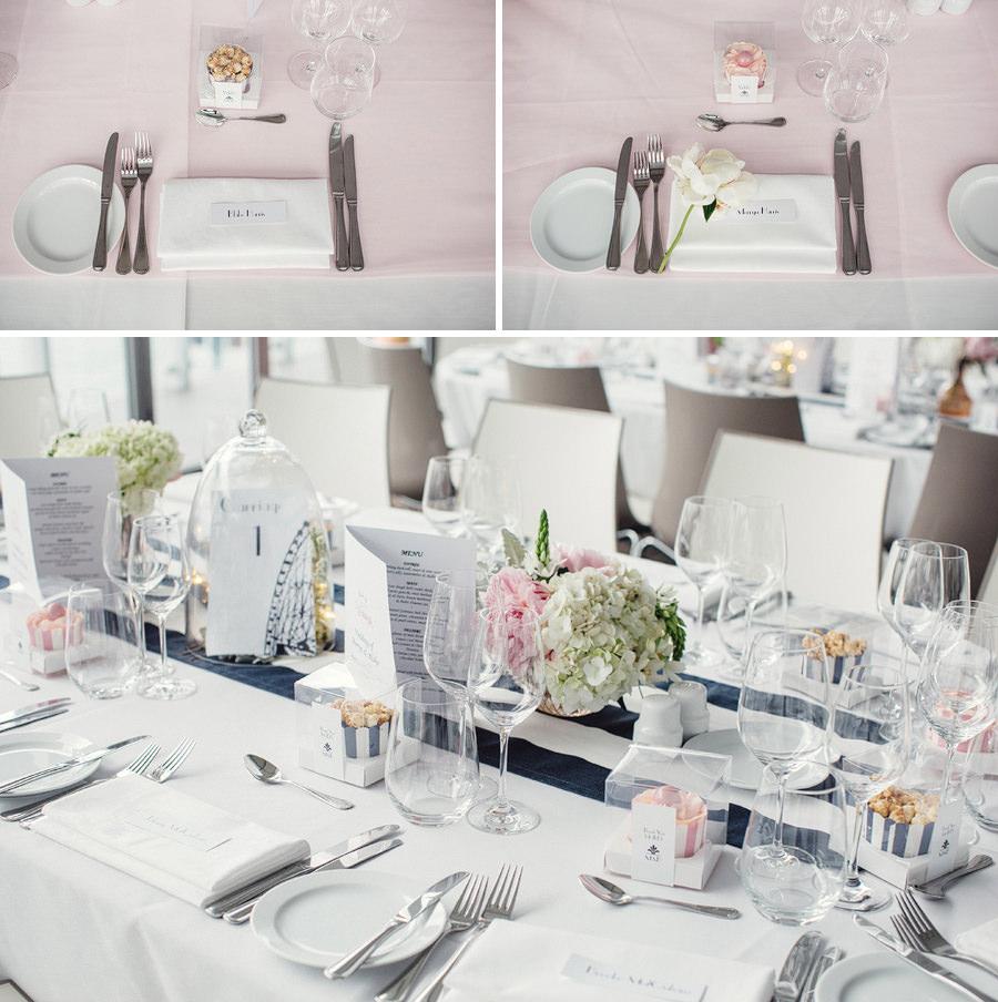 Palais Luna Park Wedding Photography: Reception Details