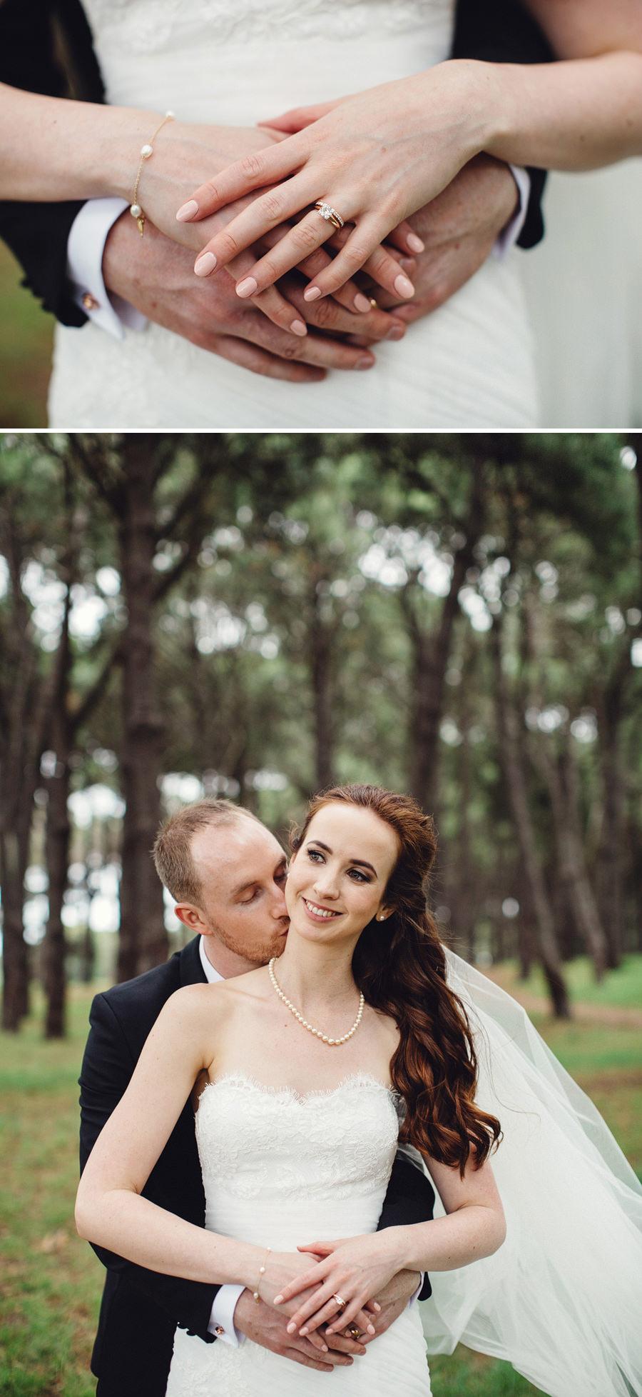 Classic Wedding Photographer: Bridal Party Portraits